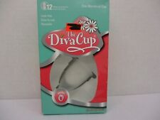 DIVA CUP LEAK-FREE EASY-TO-USE REUSABLE ONE MENSTRUAL CUP ...