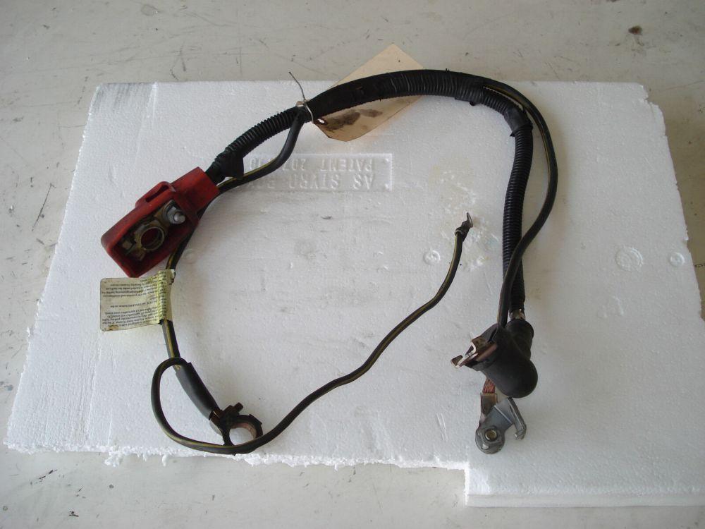 medium resolution of 98 99 00 01 02 subaru forester starter wire harness oem used