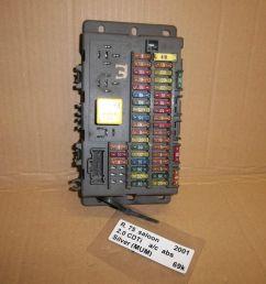 rover 75 1999 2006 mg zt t 2001 2006 interior fuse box  [ 1600 x 1200 Pixel ]