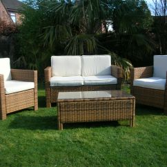 Rattan Or Wicker Chairs Patio Swivel Canada New Garden Outdoor Conservatory Furniture