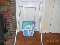 1993 Graco Wind Up Baby Swing Very RARE | eBay