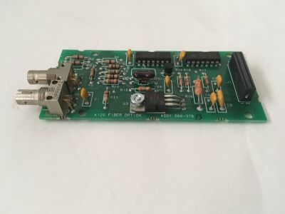 Simplex 4010-9819 (Rev B) 566-376 Fire Alarm Fiber Network Card