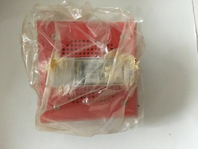 *NIB* *New* Wheelock E7070-WM-24 Fire Alarm Speaker/Strobe