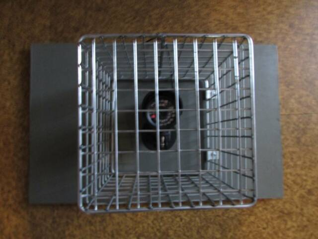 CCTV SECURITY CAMERA LIGHT PROTECTION CAGE  CAN MAKE TO