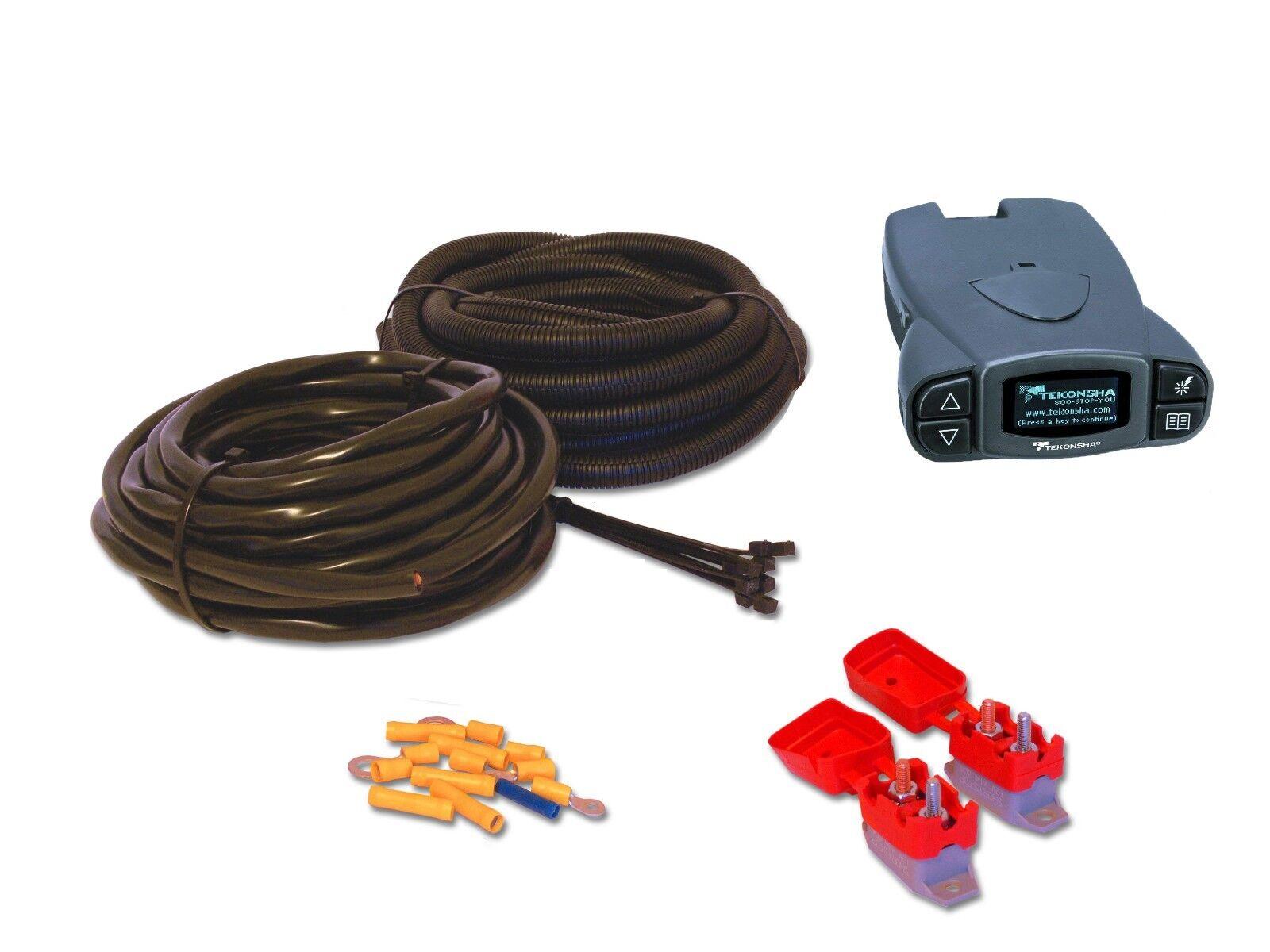 Electric Brake Wiring Kit