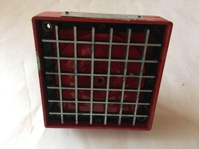 *Vintage* *Rare* Simplex 4048-R Fire Alarm Remote Horn 6 Volt