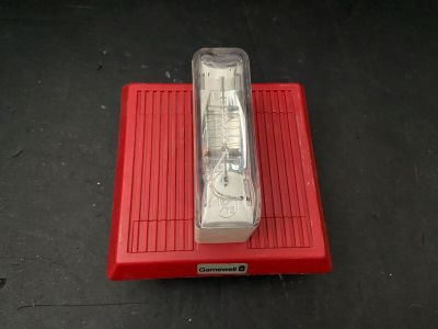 Gamewell 71293 Fire Alarm Multitone Horn/Strobe Wheelock MT-24