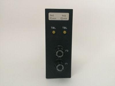 Simplex 556-681 (Rev H) Trouble Monitor Card for Simplex 2001 FACP