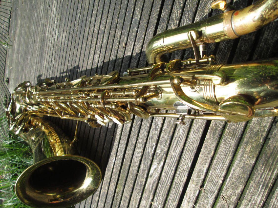 VITO Baritonsaxophon, Bluespeter1