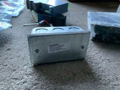 Siemens QAM2030.010 Duct Temperature Sensor