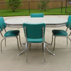 1950s Formica Kitchen Table And Chairs Experts Vintage Retro 1950 39s Chrome