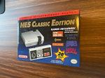 NINTENDO NES CLASSIC EDITION! 30 BUILT IN GAMES! NOT Genuine FAKE