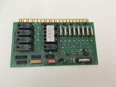 Siemens ZC1-8B-2 Fire Alarm Zone Card Control Module MXLV Panel