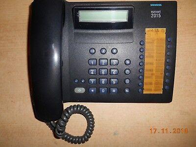 Siemens Euroset 2015 schnurgebunden analog Telefon