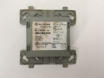 Notifier FDM-1 Fire Alarm Dual Monitor Module