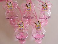 "Minnie Mouse Centerpiece Bottle Large 14"" Baby Shower ..."