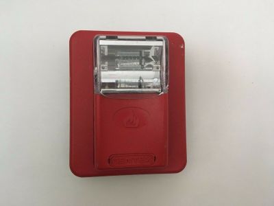 Gentex ST24-75WR Commander Fire Alarm Remote Strobe Red