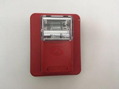 Gentex ST24-75WR Commander Fire Alarm Remote Strobe Red