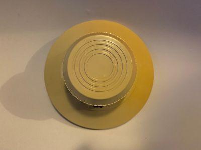 Notifier SDX-551 Fire Alarm Addressable Smoke Detector w/ BX-501 Base