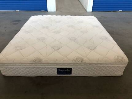 King Bed Mattress Sleepmaker Delivery Available