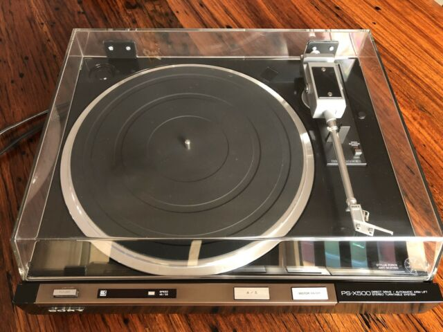 Sony PS-X500 Biotracer Turntable | Stereo Systems | Gumtree Australia Joondalup Area - Connolly | 1236198328