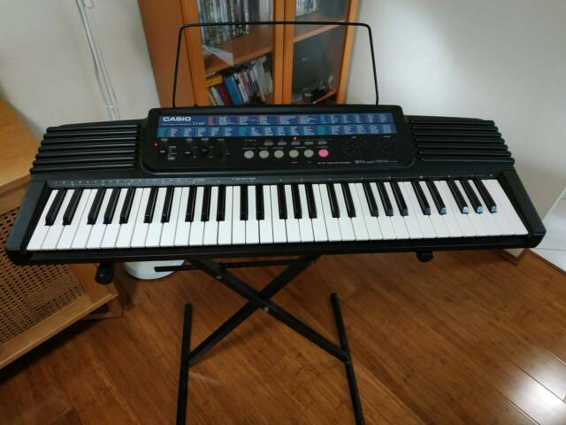 Casio Keyboard CT-647 Stand. Soft bag. manual cover. music stand   Keyboards & Pianos   Gumtree Australia Inner Sydney - Rosebery   1218132091