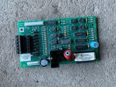 Siemens PS-5N7 Fire Alarm Interface Module