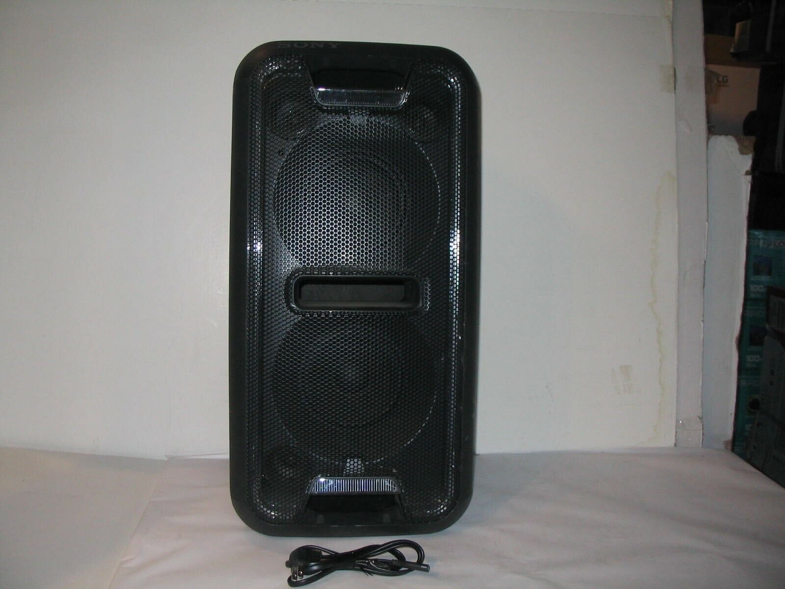 Sony GTK-XB5 High Power Bluetooth Wireless Home Audio System Speaker | eBay