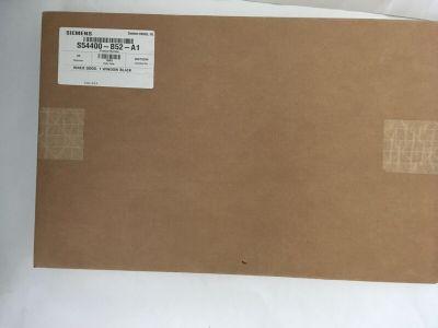 *NIB* *New* Siemens Cerberus Pro S54400-B52-A1 FACP Inner Door 1 Window Black