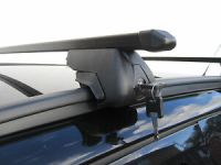 Roof Rack Rail Bars Locking Vauxhall Zafira Tourer 2011