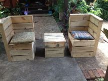 Build Outdoor Sectional Patio Furniture