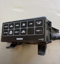 1995 1999 nissan maxima oem underhood fuse box in good working condition when it [ 1600 x 1200 Pixel ]
