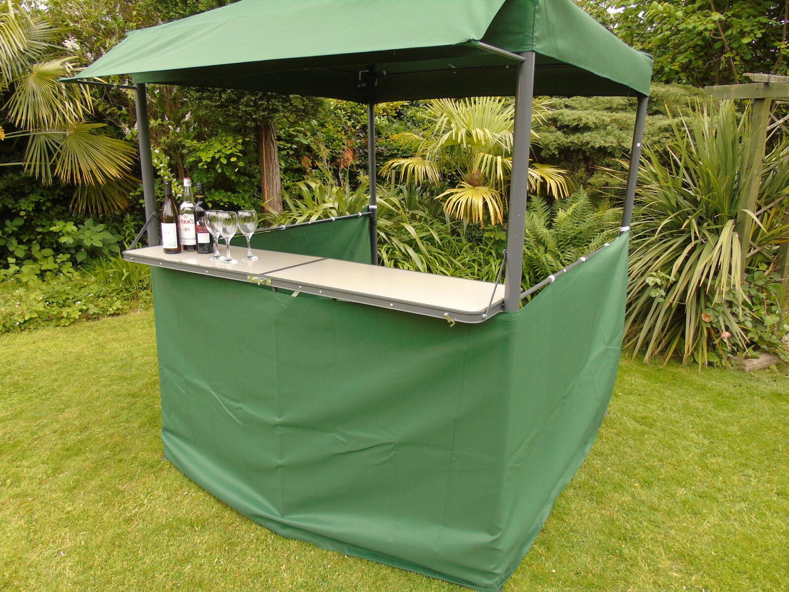 Waterproof Outdoor Garden Gazebo Canopy Party Wedding Tent Heavy Bar Marquee EBay
