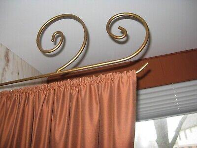 hardware swing arm curtain rods vatican