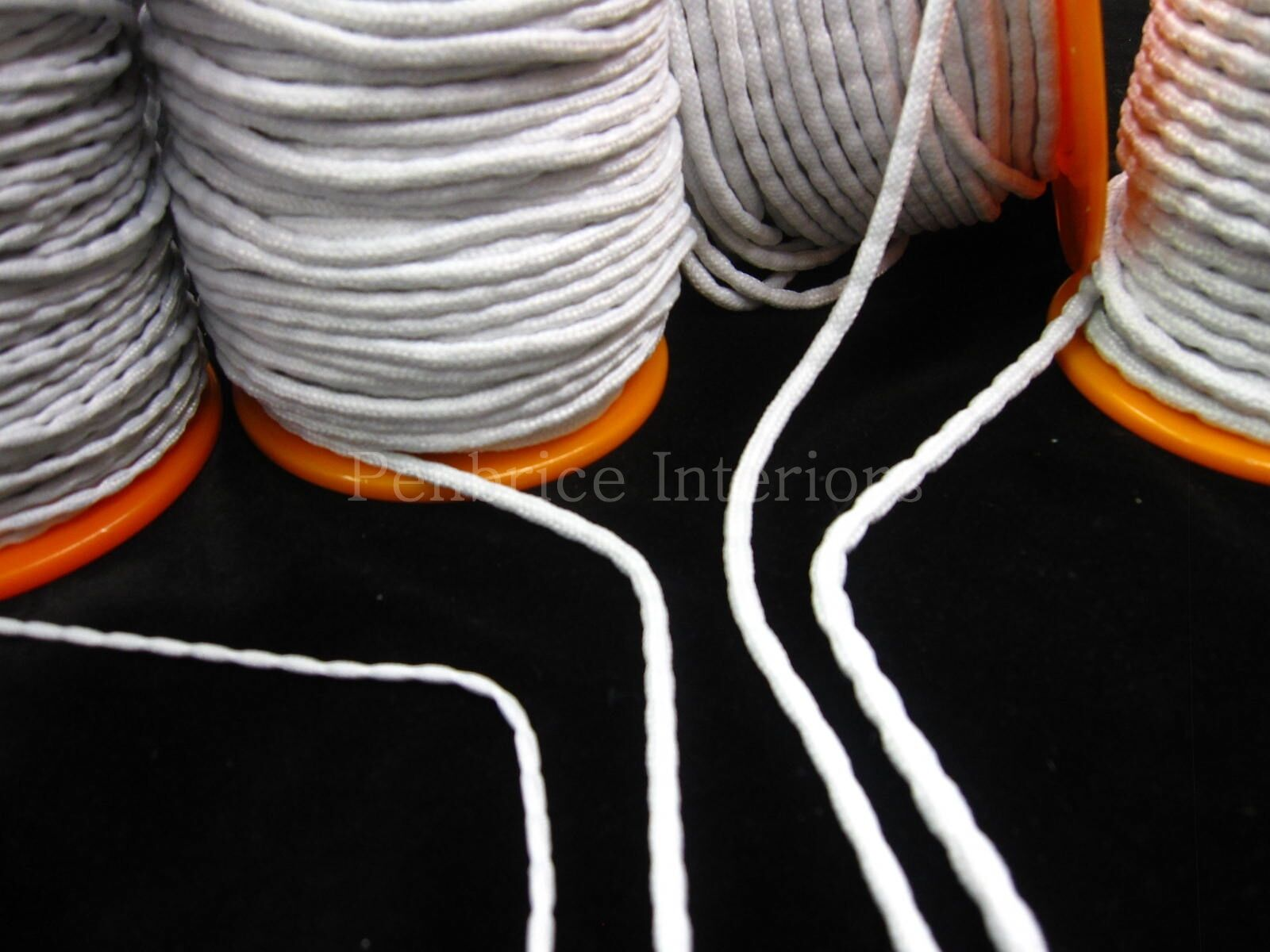 leadweighted curtain tape lead weight leadweight heavy cord rope penny weights ebay