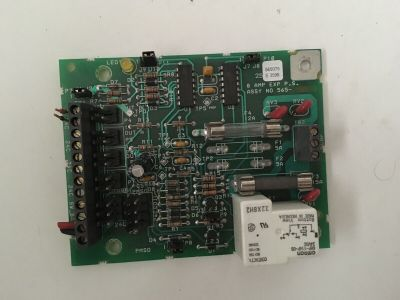 Simplex 565-079 (Rev E) Fire Alarm Power Supply Board 4100 Control Panel