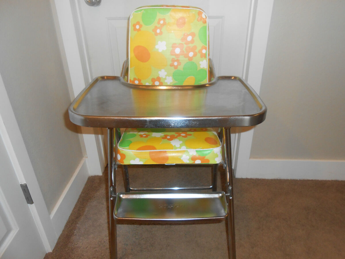 z shaped high chair stability ball vintage cosco 1960 39s on popscreen