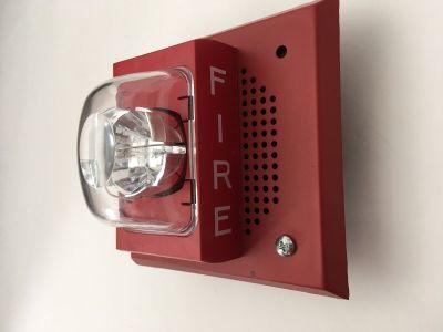 Siemens Cerberus Pyrotronics I-SM70-S75S Fire Alarm Speaker/Strobe