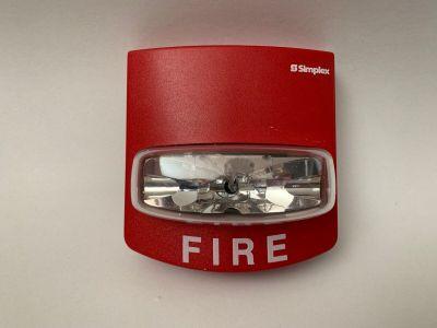 Simplex 4904-9332 TrueAlert QuickAlert Fire Alarm Remote Strobe (SmartSync)