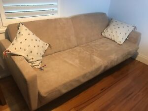 plush sofas geelong klaussner sofa bed fold out couch click clack style gumtree wanted