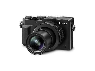 Panasonic DMC-LX100EGK Premium Kompaktkamera DMC LX 100