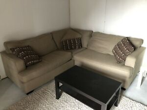 montreal sectional sofa in slate buy set uk or sell a couch futon st catharines kijiji 2 pc