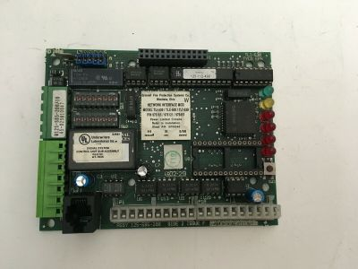 Grinnell Thorn Autocall TLI-530 976165 Fire Alarm TFX Network Interface Mod