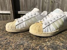 Adidas Adicolor Shell Top sneakers shoes W5 White series Size 11.5 | eBay