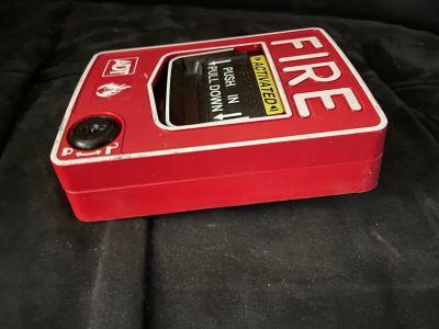 ADT ADT-BG-12L Fire Alarm Pull Station Fire-Lite Honeywell