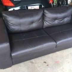 Leon S Mackenzie Sofa Ebay Bed Leons Kijiji In Alberta Buy Sell Save With Canada 1 Local Leather Couch Drop Off Included Price