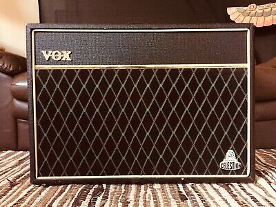 Vox Cambridge 30 Reverb Guitar Amp 2x10 Celestion Speakers
