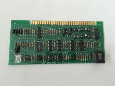 Siemens Cerberus Pyrotronics NET-4 Fire Alarm MXL Communication Network Card