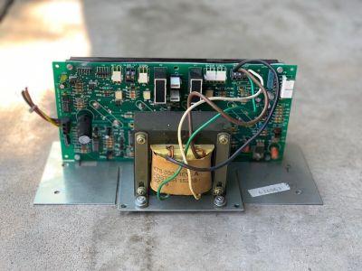 Simplex 562-907 Rev F Fire Alarm Power Limit Monitor Amplifier Board Transformer