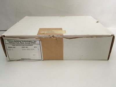 *NIB* *New* Siemens PIM-1 Fire Alarm Peripheral Interface Module